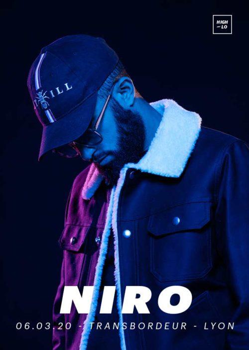 Niro-Fnac-concert-rap-lyon-transbordeur-high-lo
