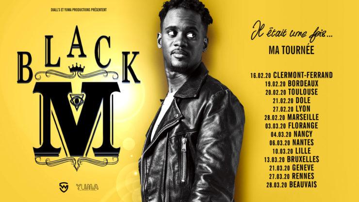 Black M concert Lyon