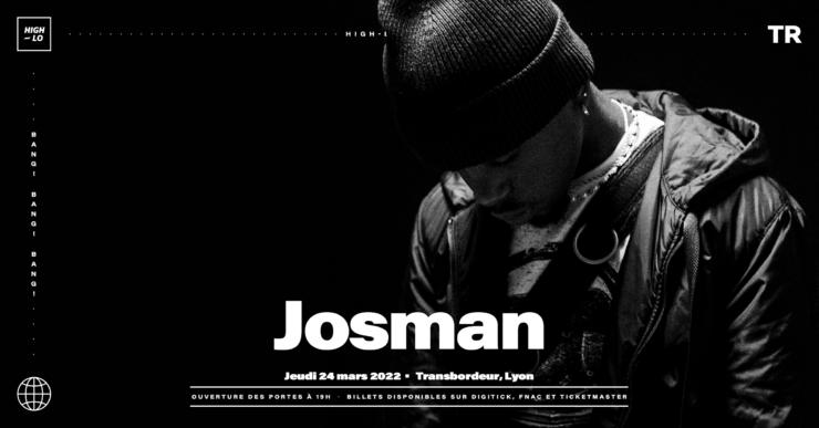 Josman concert Lyon