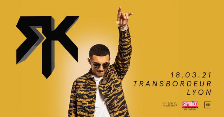 RK en concert au Transbordeur mars 2021 High-lo rap Lyon tOTAAL REZ