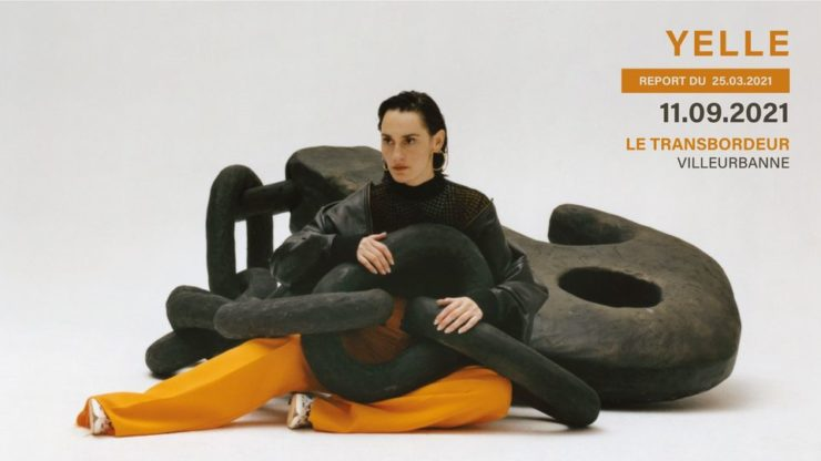 Yelle concert Lyon Transbordeur 2021 Totaal Rez