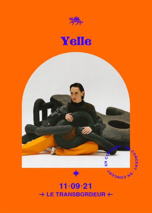 Yelle en concert à Lyon, Transbordeur 2021 le Bazar Totaal RezYelle en concert à Lyon, Transbordeur 2021 le Bazar Totaal Rez