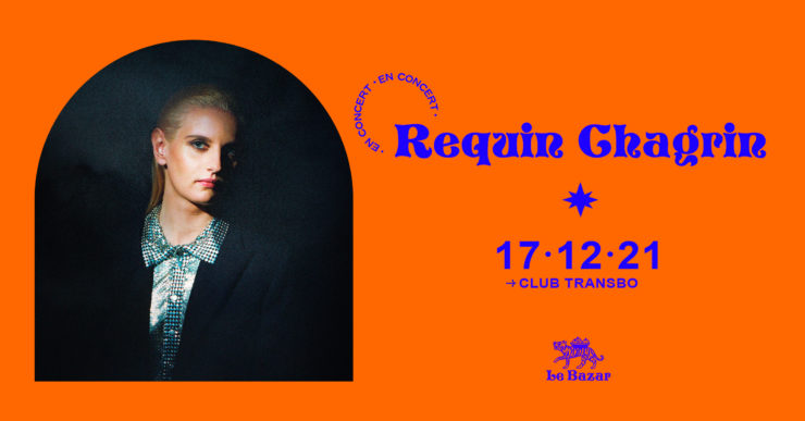 Requin Chagrin concert Lyon Transbordeur 2021 La Bazar Totaal Rez
