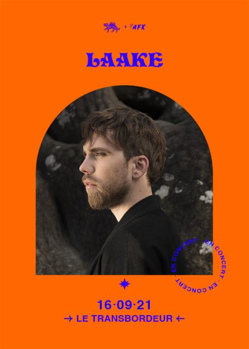 Laake concert Lyon Transbordeur Totaal Rez Le Bazar