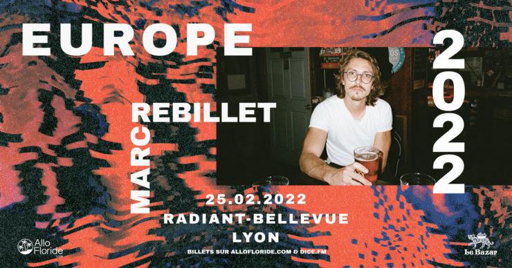 Marc Rebillet concert Lyon Radiant Bellevue